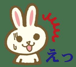 usagi's message sticker #182692