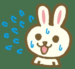 usagi's message sticker #182695