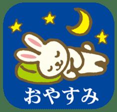 usagi's message sticker #182699
