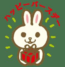 usagi's message sticker #182700