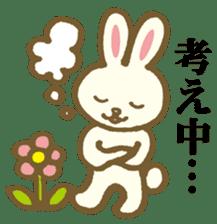 usagi's message sticker #182703