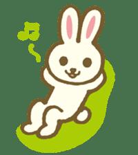 usagi's message sticker #182710