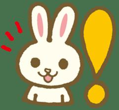 usagi's message sticker #182718