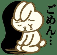 usagi's message sticker #182722