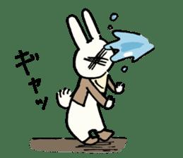 Usada Kunio sticker #183684