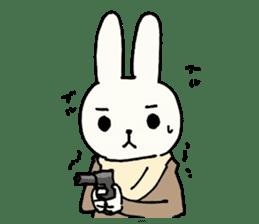 Usada Kunio sticker #183686
