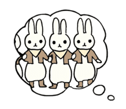 Usada Kunio sticker #183691