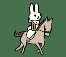 Usada Kunio sticker #183695