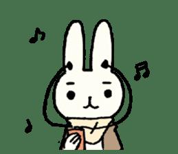 Usada Kunio sticker #183696