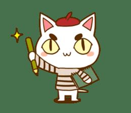 Cat creators sticker #184305