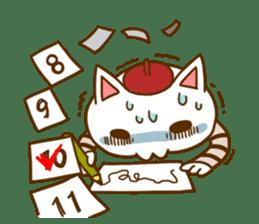 Cat creators sticker #184313