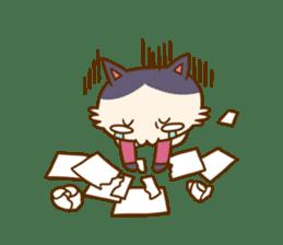 Cat creators sticker #184320