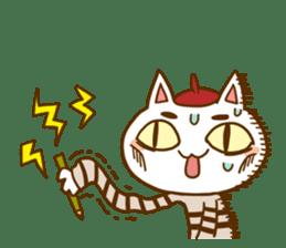 Cat creators sticker #184321