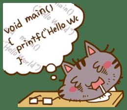 Cat creators sticker #184322