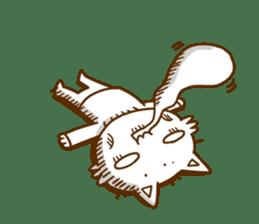 Cat creators sticker #184323