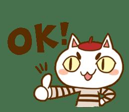 Cat creators sticker #184334