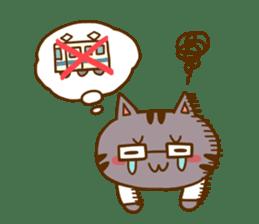 Cat creators sticker #184338