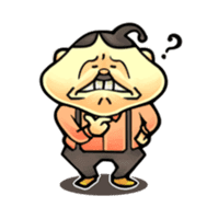 anglerfish uncle sticker #184705