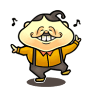 anglerfish uncle sticker #184708