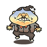 anglerfish uncle sticker #184715