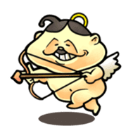 anglerfish uncle sticker #184717
