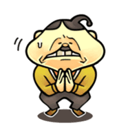 anglerfish uncle sticker #184722