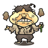anglerfish uncle sticker #184732