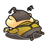 anglerfish uncle sticker #184737