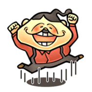 anglerfish uncle sticker #184739