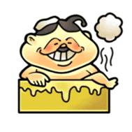 anglerfish uncle sticker #184742