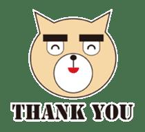 Masaharu Inukuma sticker #185056