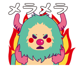 Little monster's sticker #185122