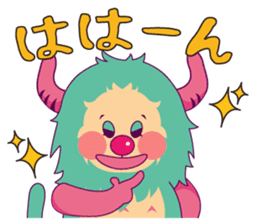 Little monster's sticker #185123