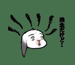 IMOUTOUSAGI sticker #185258