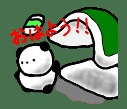 Pan-chan(PANDA) sticker #185689