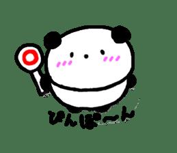Pan-chan(PANDA) sticker #185699