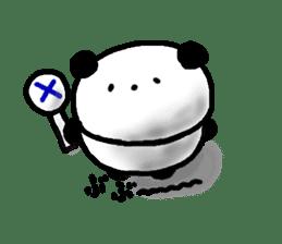 Pan-chan(PANDA) sticker #185700