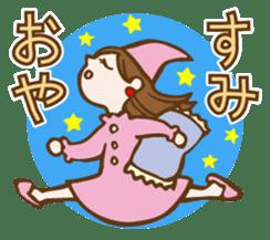 Mademoiselle Pointe's Ballet sticker #185922