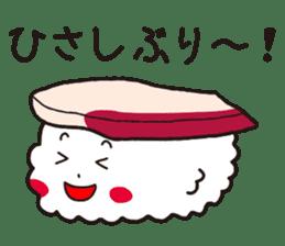 Sushi Joke sticker #186226