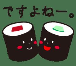 Sushi Joke sticker #186229