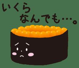 Sushi Joke sticker #186240