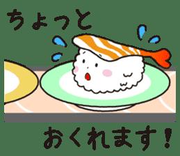 Sushi Joke sticker #186243