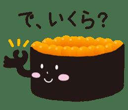 Sushi Joke sticker #186247