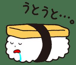 Sushi Joke sticker #186255