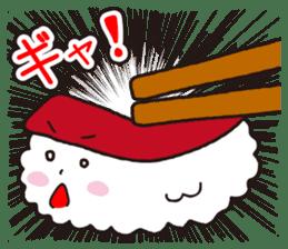 Sushi Joke sticker #186261