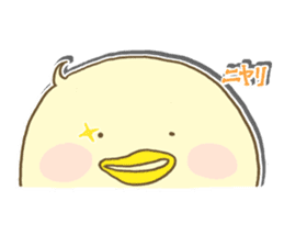 Marupiyo sticker #186580