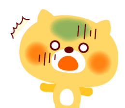 Pretty Cat&Cat Sticker sticker #186803