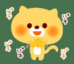 Pretty Cat&Cat Sticker sticker #186821