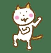 CAT STAMP sticker #187305