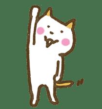 CAT STAMP sticker #187308